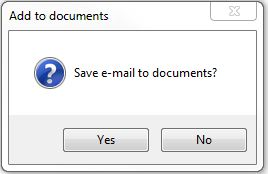 save document