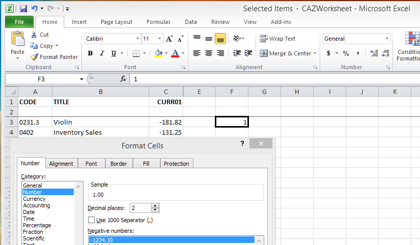 exporting to excel4