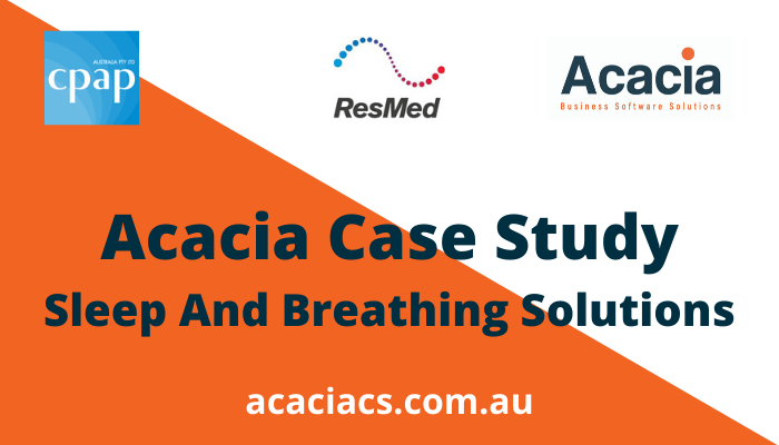 Acacia Case Study – Sleep And Breathing Solutions